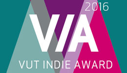 VIA! VUT INDIE AWARDS 2016
